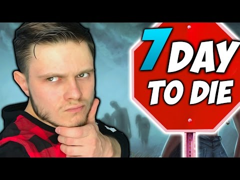 7 ДНЕЙ с ЗОМБИ - 7 Day to Die - ФРОСТ (видео)