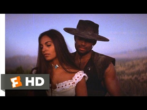 Posse (8/12) Movie CLIP - Turn the Other Cheek (1993) HD