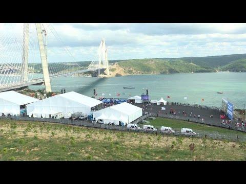 Erdogan otvorio treći most preko Bosforskog moreuza u Istanbulu