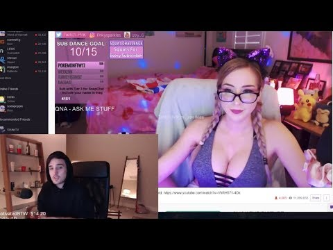 Chilling with Pink_Sparkles [VOD: Nov 11, 2017]