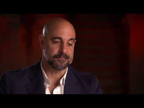 Stanley Tucci - Interview Stanley Tucci (Anglais)