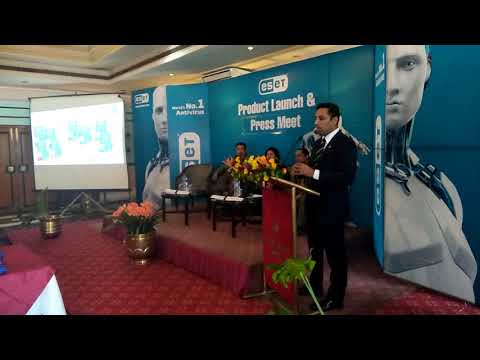 (ESET LAUNCHES  OFFERING HIGHEST LEVELS OF PROTECTION 2018 - Duration: 12 minutes.)