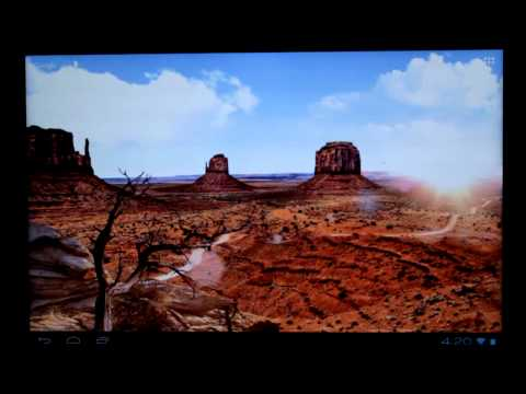 Video of Desert Valley HD lite