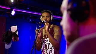 Jason Derulo covers Lorde's Royals in the Live Lounge