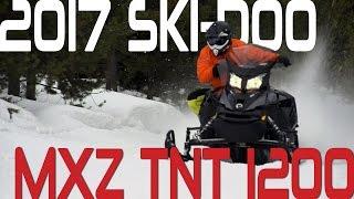 2. STV 2017 Ski-Doo MXZ TNT 1200