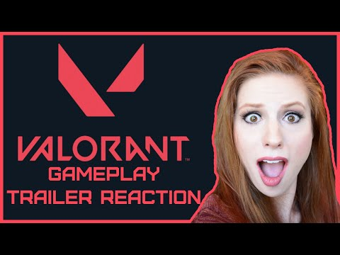 Episode 1: IGNITION // Official Launch Gameplay Trailer - VALORANT REACTION