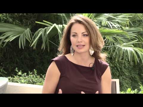 Interview with Erica Durance & Michael Shanks, of Saving Hope