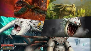 Video Green Death/Foreverwing/Bewilderbeast/Screaming Death/Drago's Bewilderbeast | Dragons: Rise of Berk MP3, 3GP, MP4, WEBM, AVI, FLV Juni 2018