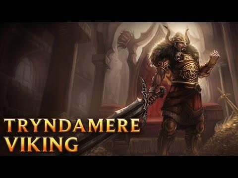 Tryndamere Viking