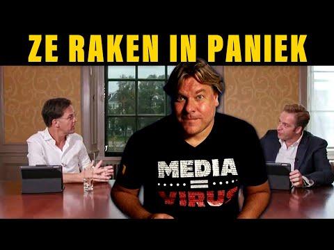 Ze raken in paniek : Jensen