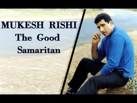 Here's how Mukesh Rishi is doing his bit towards Water Conservation