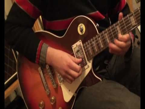 Guitar`s combo AG - Les Paul, Red Special, SG - Guitarras de Aristides Gracia