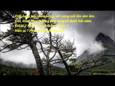 Ải Chi Lăng - Nhạc : Lưu Hữu Phước - Lời: Mai Văn Bộ - Tốp Ca