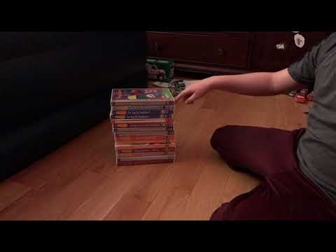 VeggieTales DVD Collection - Part 1
