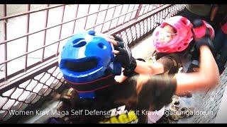 BadAzz Krav Maga Women Self Defense