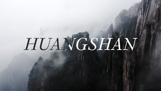 A three day hike at the awesome HuangShan 黄山 (Yellow Mountain)