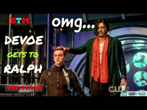 The Flash Season 4 Episode 18 Devoe gets to Ralph   Final Fight   The Flash 4x18 Lose Yourself (HD)