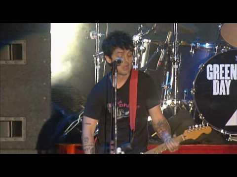 Green Day - Brain Stew Live  Reading Festival 2004