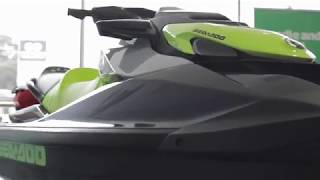 8. 2020 Sea-Doo GTR 230 Review
