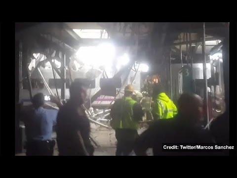 ΗΠΑ: Σιδηροδρομική τραγωδία σε σταθμό του Νιου Τζέρσεϊ