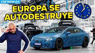 EUROPA Y SU INDUSTRIA DEL MOTOR SE DESTRUYEN: EL PLAN ECONÓMICO DETRÁS DE LA ELECTRIFICACIÓN