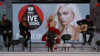 "Bebe Rexha performs ""In The Name Of Love"" at iHeartRadio Live Sessions on the Honda Stage Get Bebe Rexha's album and tour info now!:  beberexha.comConnect with Bebe:  Facebook: http://smarturl.it/fb.BebeRexhaTwitter: http://smarturl.it/t.BebeRexhaInstagram: http://smarturl.it/ig.beberexhaWebsite: http://smarturl.it/w.BebeRexhaBuilding on its deep foundation of bringing music to fans, American Honda has brought together an unprecedented group of entertainment and technology leaders to produce and distribute some of the best original, high-quality music content available, under the Honda Stage name.  Through a combination of live events and exclusive online content from partners including iHeartMedia, Vevo, Universal Music Group, Sony Music, Woven Digital and YouTube, Honda Stage offers music fans access to the music moments they love from Honda Stage social handles and www.YouTube.com/HondaStage.Subscribe to discover new music from #HondaStage: http://honda.us/YTSubscribeFind us on Facebook: http://honda.us/HSFacebookFollow us on Twitter: http://honda.us/HSTwitterFollow us on Instagram: http://honda.us/HSInstagramFollow us on Tumblr: http://honda.us/TumblrVisit our website: http://honda.us/HondaStage"
