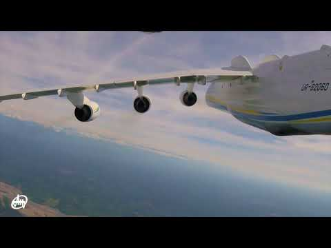 Relax with AN-225 (видео)