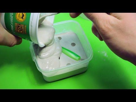силикон для приманок своими руками видео