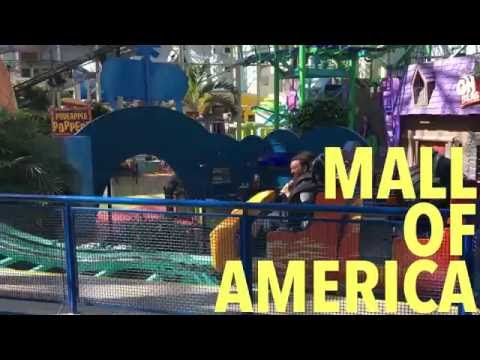 Inside the Mall of America!