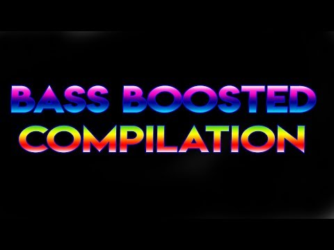 Psycho Pass (BASS BOOSTED) Compilation