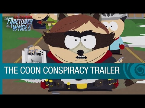 South Park: The Fractured But Whole Isn't Holding Back