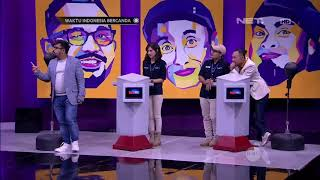 Video Waktu Indonesia Bercanda : Debat Cak Lontong & Bedu Melibatkan Gista Putri Sebagai Produser di WIB MP3, 3GP, MP4, WEBM, AVI, FLV Mei 2018