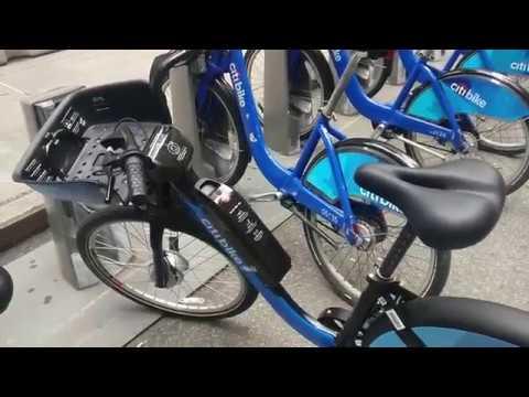 Citibike E-Bike Launch (First Look NYC)