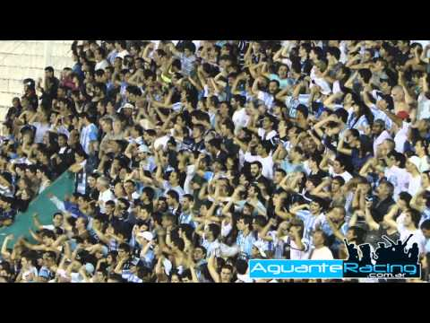 Video - Racing Club - La Guardia Imperial vs Banfield. - La Guardia Imperial - Racing Club - Argentina