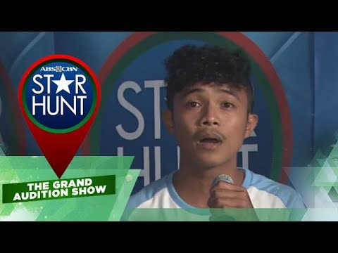 "Star Hunt The Grand Audition Show: Jayson Makes It To ""tawag Ng Tanghalan"" 