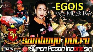 Video EGOIS Voc Mbak IKA SAMBOYO PUTRO Super Pegon Indonesia Live Bleton 2017 MP3, 3GP, MP4, WEBM, AVI, FLV Agustus 2018