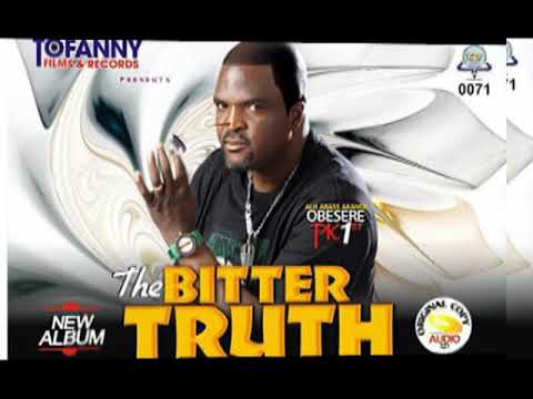"OBESERE BLAST K1 AGAIN IN NEW ALBUM ""THE BITTER TRUTH"" CHECK IT OUT"