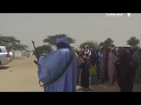 بالفيديو.. بيجل يطلق الرصاص حماسا على وقع طبل شمامه