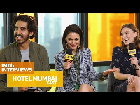How Intense Filming Brought Cast of 'Hotel Mumbai' Together   TIFF 2018