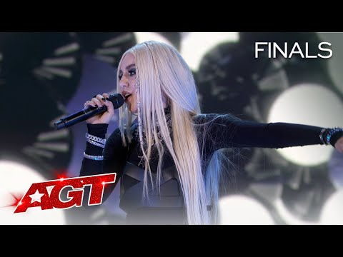 "Ava Max and Daneliya Tuleshova Sing ""Kings and Queens"" - America's Got Talent 2020"
