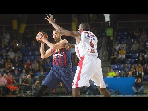 Highlights: Playoffs Game 1 vs. FC Barcelona