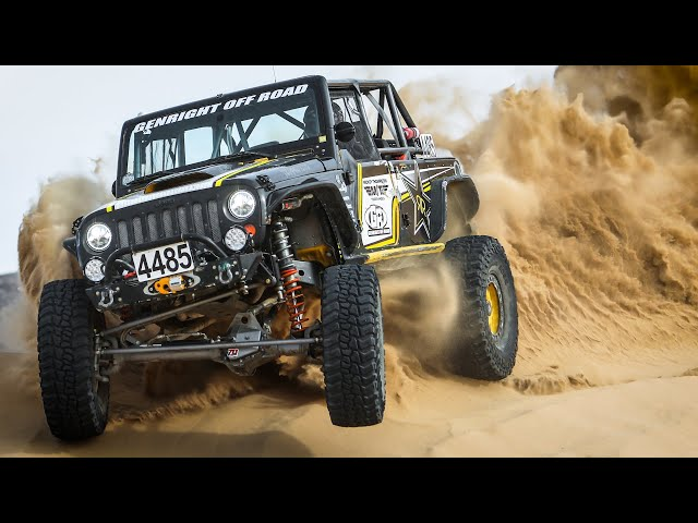 ULTRA4 – King of the Hammers 2020 Race with Genright Off Road