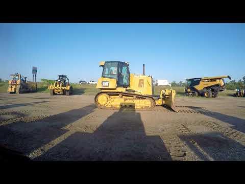 CATERPILLAR TRACTORES DE CADENAS D6K2LGP equipment video mCv2vqzu-lU