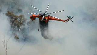 Upwey Australia  city photo : Upwey Fires, Victoria Australia