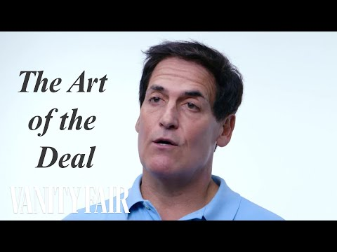 "Mark Cuban and CEOs React to Trumps ""Art of the Deal"""