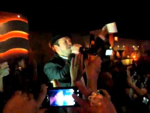 Donnie Walhberg's Birthday Party VA Beach 2011