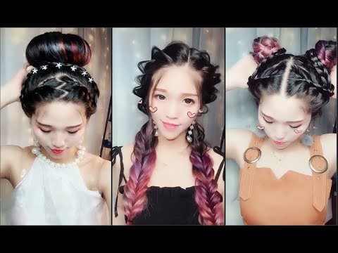 Hairstyles for long hair - 25 Amazing Hair Transformations - Beautiful Hairstyles Tutorials - Best Hairstyles for Girls Part 5