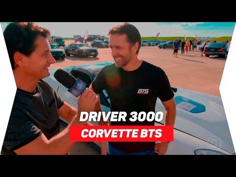 Corvette BTS e Superesportivos na Driver 3000 - AUTOESPORTE