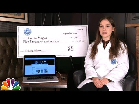 Fallonventions: Meet Inventors Patrick Joiner, Emma Mogus and Leah Thobe