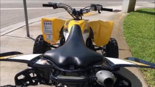 7. ----------------- 2016 Yamaha YfZ 450 SE --------------------